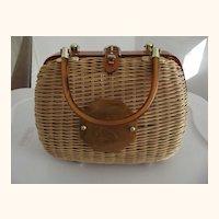 Vintage Handmade Purse