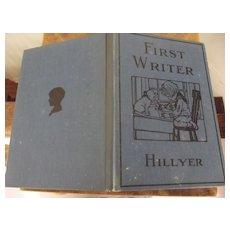 First Reader by Hillyer