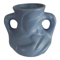 Blue Unmarked Pottery