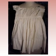 Civil War Baby Dress