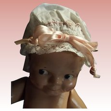 Vintage Doll  Bonnet