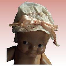 Vintage Doll  Bonnet
