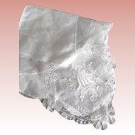 Vintage Wedding Handerchief