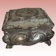 Vintage Silvertone Box