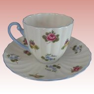 Shelly Cup and Saucer