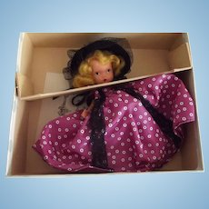 Story Book Doll Western Miss Jointed Legs