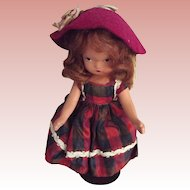 Nancy Ann Story Book Doll One Two Buckle My Shoe