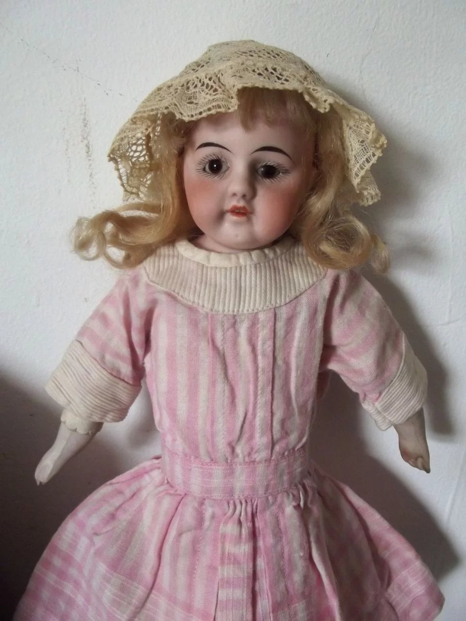Belton Body Shop >> Open Closed Mouth Kid Bodied Cabinet Size Doll : From Here ...