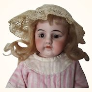 Open Closed Mouth  Kid Bodied Cabinet Size Doll