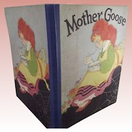 Mother Goose Fern Bird Peat Illustrator