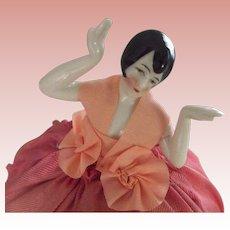 Art Deco Pincushion Doll