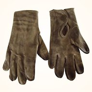 Early Children's Leather Gloves