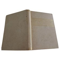 "Edwardian Book ""Bridal Greetings"""