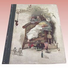 The Talking Toys   Rare Victorian Children's book