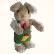 Steiff Ossili Rabbit With Apron