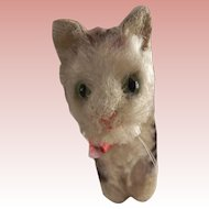 Steiff or Herman Cat Doll Size