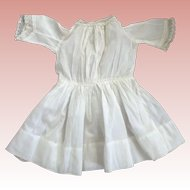 Lawn Doll Dress With Beading and Lace