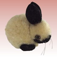 Steiff Pom Pom Rabbit