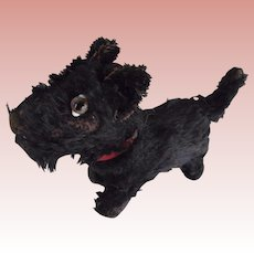Steiff Black Scottie Dog