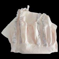 "Vintage Nightgown, Bias Cut, ""Weisman"" label"