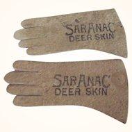 Salesman's Sample Gloves Saranac Lake