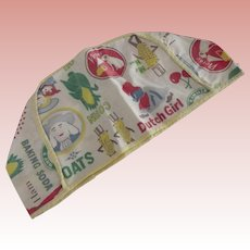 Vintage Appliance/Toaster Cover Great For a 40's or 50's Kitchen