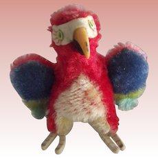 Steiff Parrot