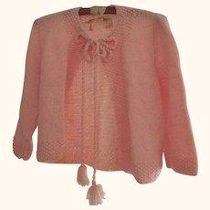 Vintage Pink Sweater