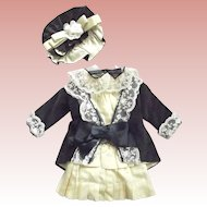 French Style Dress For Doll