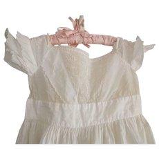 Civil War Child's Dress