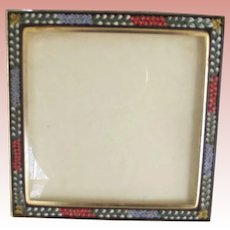 Small Mosaic Frame