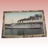 "CPRSS ""Princess Victoria"" Postcard"