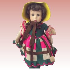 Lenci Doll From 1940's