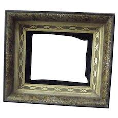 Victorian Shadow Box Frame