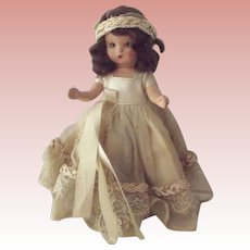 Nancy Ann Story Book Doll Hard Plastic