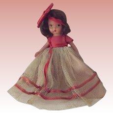 Nancy Ann Story Book Doll Bisque