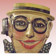 Harold Lloyd Tin Mechanical Toy