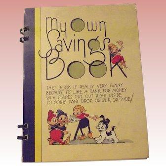 My Own Savings Book
