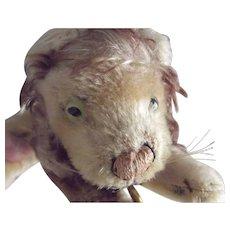 Stuffed Herman Lion