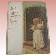 """Edwardian Children's Book """"Little Swan Maidens"""""""