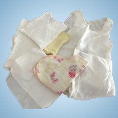 Vintage All In One, Undies and Diapers