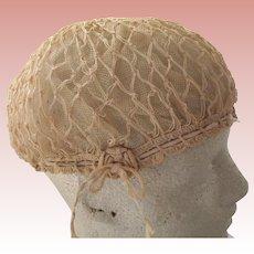 Crocheted Flapper Cap