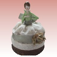 Art Deco Pincushion Doll