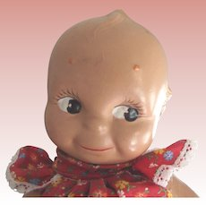 Kewpie Doll Made of Composition