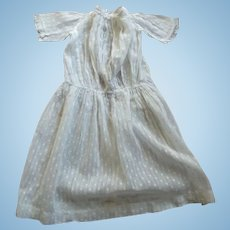Dress For German Doll and Large Top