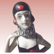 Art Deco Pincushion Doll With Legs
