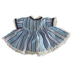 Doll Dress 1950