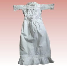Early Long Dress/Gown For Doll