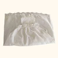 Victorian/Edwardian Overdress, Apron For Doll