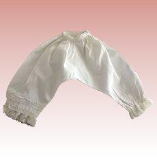 Pantaloons For Doll